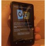 Shazam for Windows Phone 7