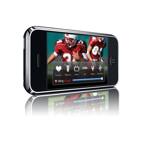 iPhone or Ipod Touch and Slingplayer Mobile