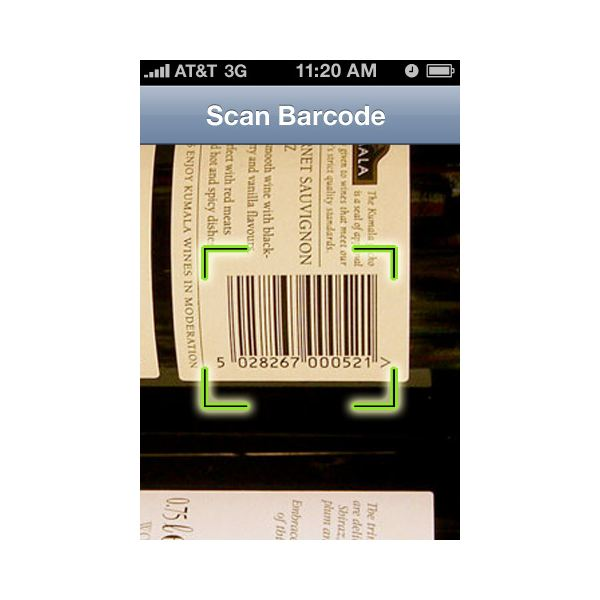 scan barcode on iphone top iphone barcode scanners 5454