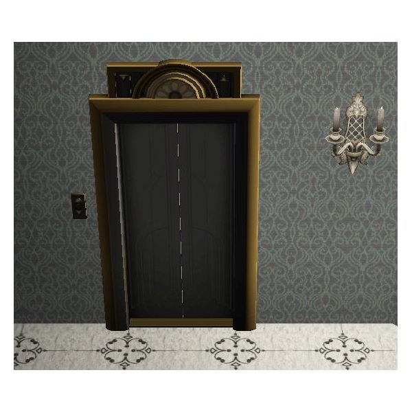 The Sims 3 Elevator