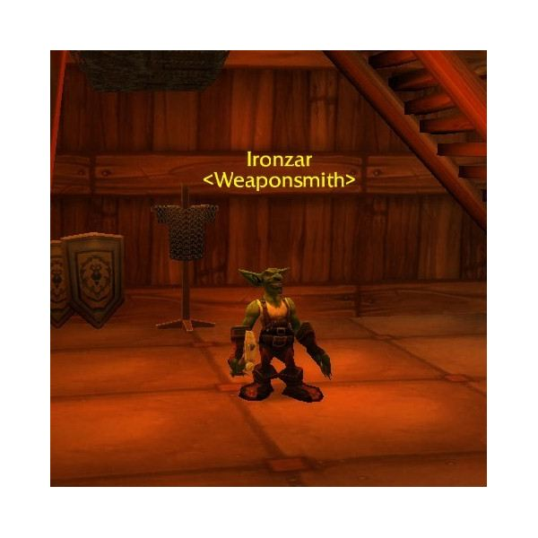 Weaponsmith