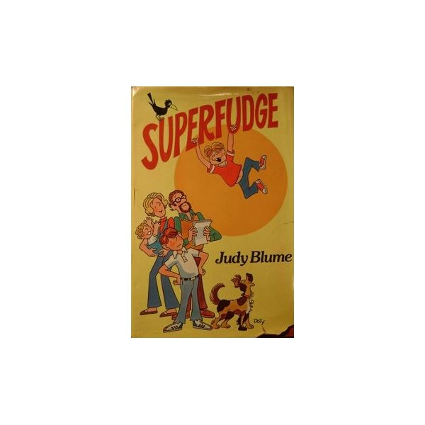 Superfudge Lesson Plan