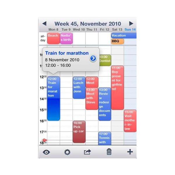Handwriting Calendars for iPad: Three Great Choices