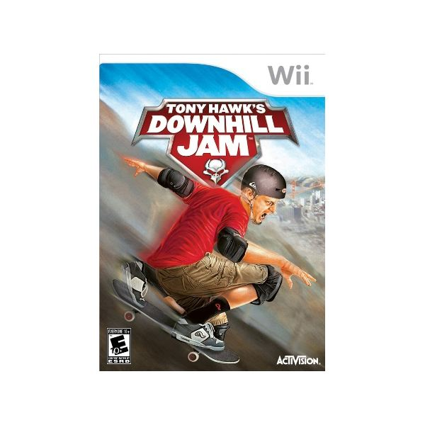 Tony Hawk's Downhill Jam Review for Nintendo Wii