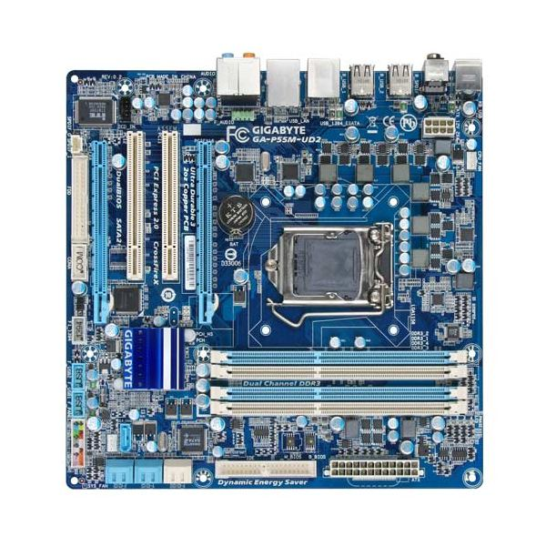 Micro-ATX Motherboard Size