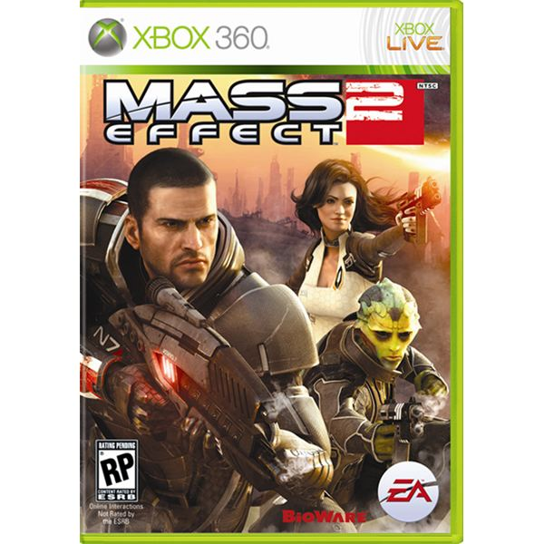 xbox 360 - Mass Effect 2 : Does this sequel raise the bar or fall short?