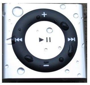 H2OFriendly 100% Waterproof MP3 Player