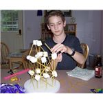 A homeschooling science project