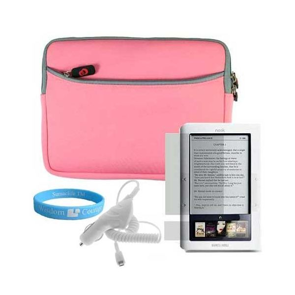 nook cover blush pink
