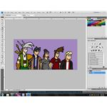 Replacing one color with another is easy in Photoshop.