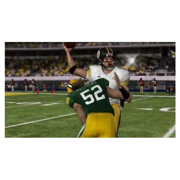 Madden 11 - How To Sack With Blitzes