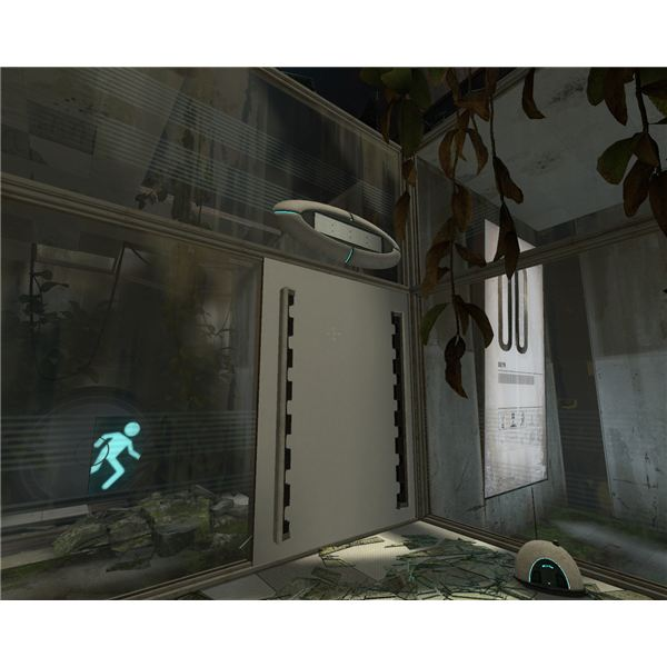 Portal 2 takes you back where it all began.