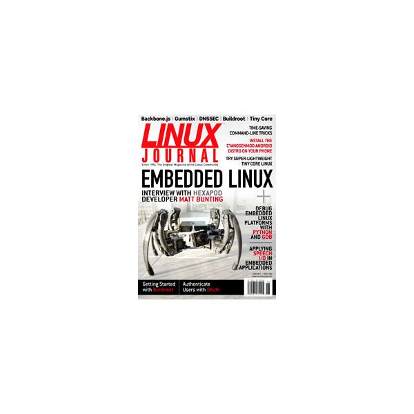 Linux Journal, Linux Format and Other Magazines