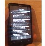 Windows Phone 7 RSS feed reader