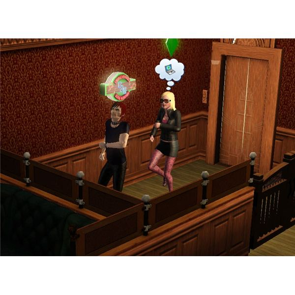 The Sims 3 Stride of Pride