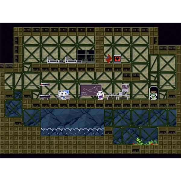 You'll Encounter a Cast of Colorful Characters in Cave Story