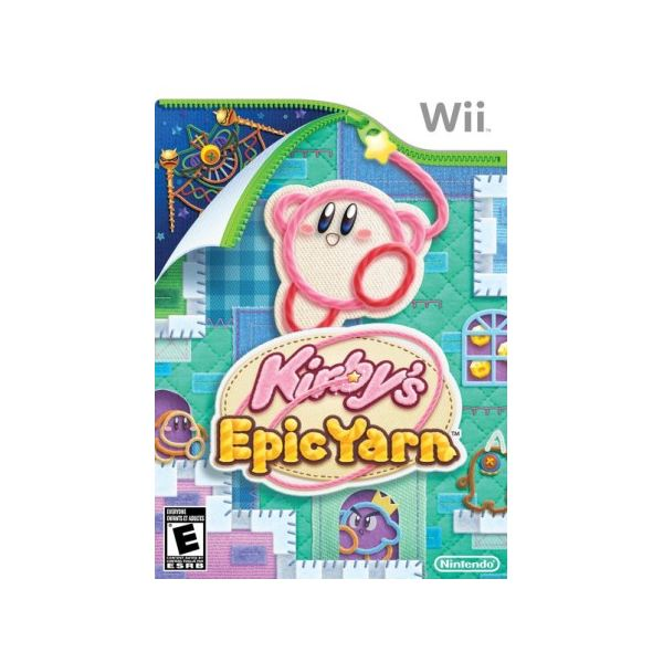 Even Mature Gamers Should Play Kirby's Epic Yarn