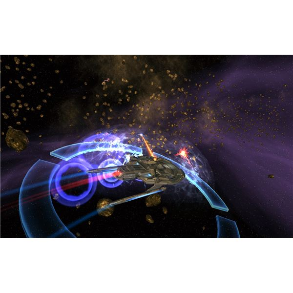 STO Guide: Use Reverse to Quickly Maneuver in Space Combat