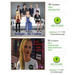 The Sims 3 twilight and true blood downloads