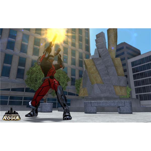 City of Heroes Going Rogue Dual Pistols Power