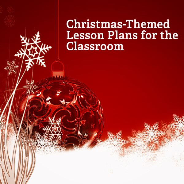 Preschool Christmas Activities & Lesson Plans