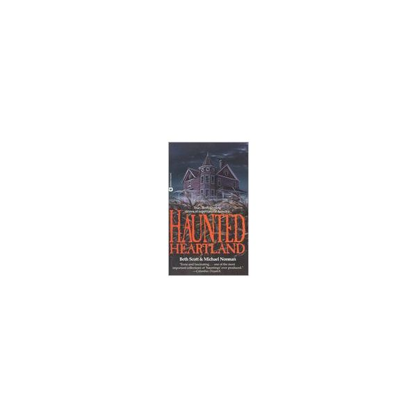Haunted Heartland by Beth Scott