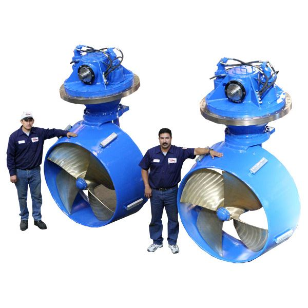 AzimuthingThrusters for tug from Thrustmasterstexas web