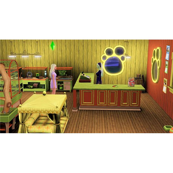 The Sims 3 Pet Store