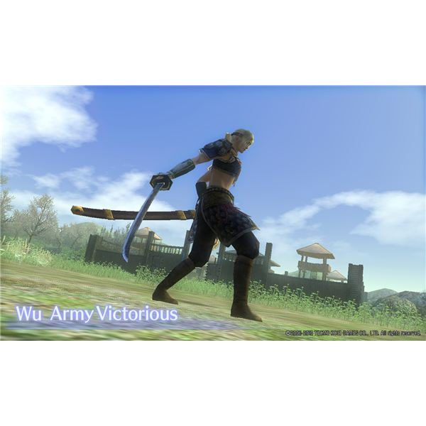 Dynasty Warriors Online review