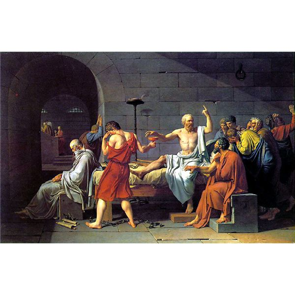 Comparison of the Philosophical Views of Socrates, Plato, and Aristotle