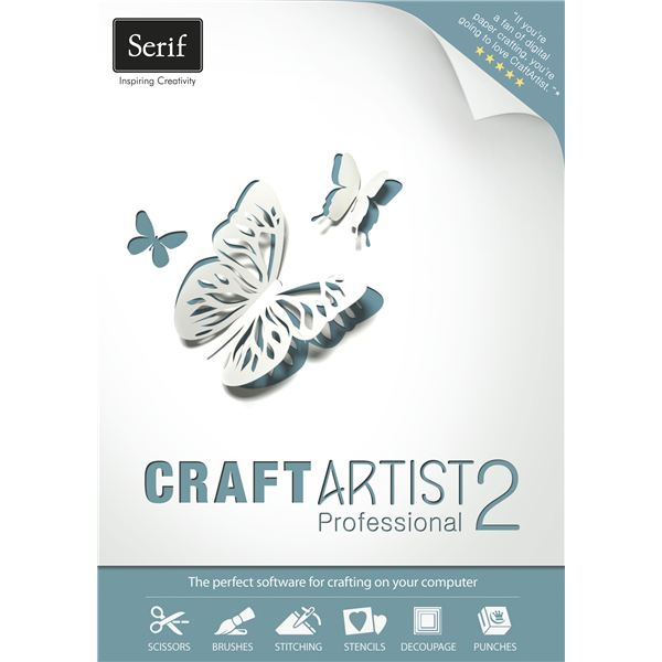 CraftArtist 2 Boxshot