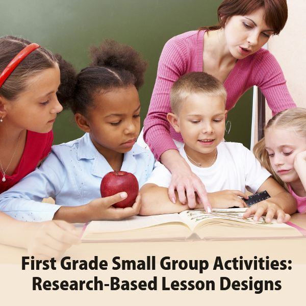 Small group activities can help first graders learn to collaborate earlier in life - and they also help eliminate stressful learning environments.