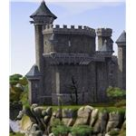 The Sims Medieval Knight Barracks Building