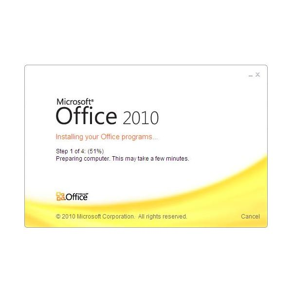 MS Office 2010 with VBA Install