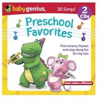 Preschool Favorites by Baby Genius
