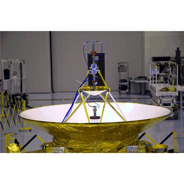 Space Probes and What Was the First Space Probe to Visit the Outer Planets