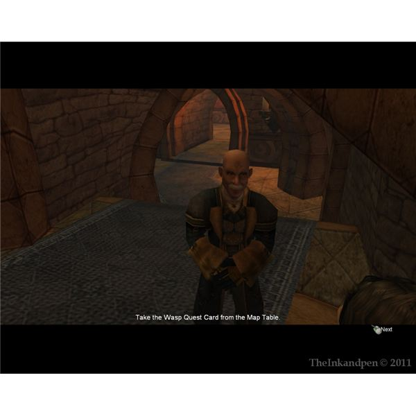 Wasp Infestation Quest - Part of Our Fable Lost Chapters Walkthrough