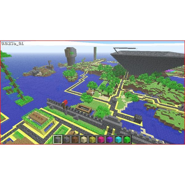 Minecraft PC Game Review