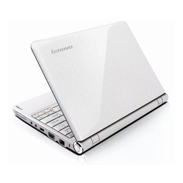 The Lenovo S12 is available as an Ion based netbook