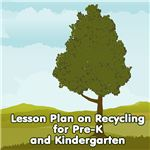 Show your preschoolers what happens to trash when we don't recycle!