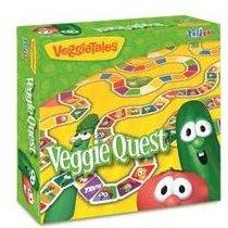 VeggieQuest Board Game