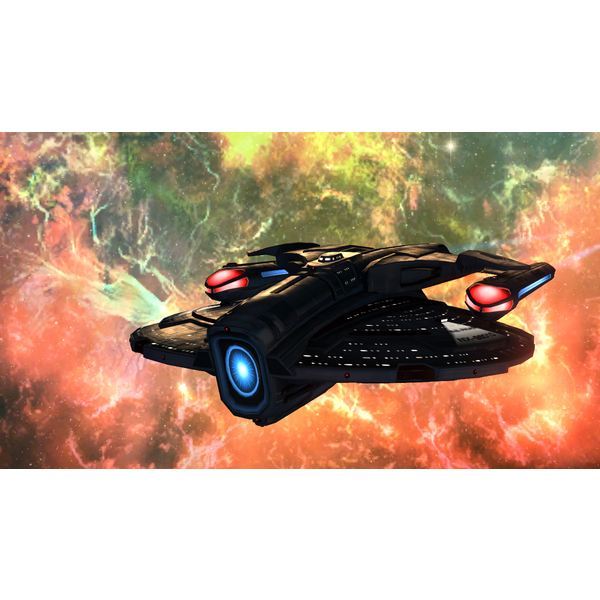 Star Trek Online Fleet Escort