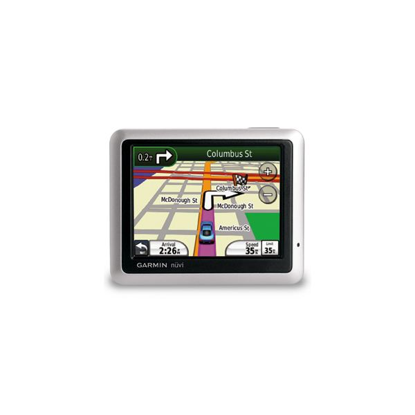 GPS Units: Voices for the Garmin Nuvi