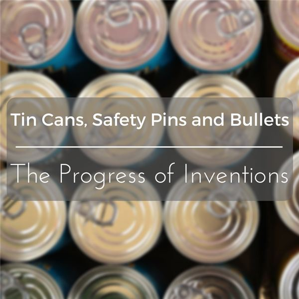 Tin Cans, Safety Pins and Bullets