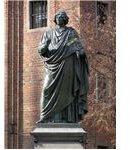 Statue of Copernicus in Torun