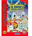 Dr. Robotnik's Mean Bean Machine - Original Genesis Box Art