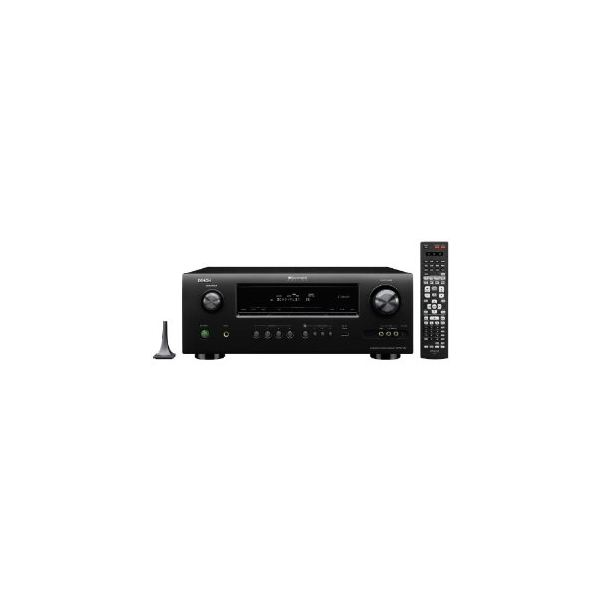 Networked Home Theater Receiver