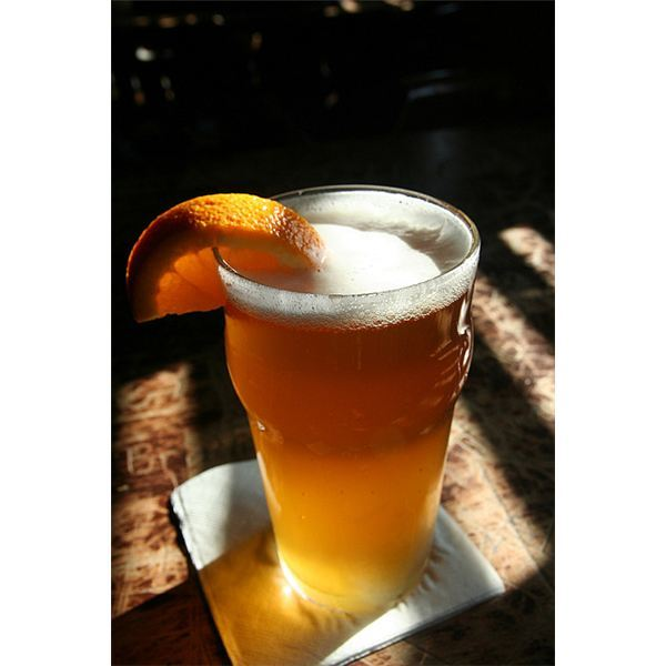Beer is high in Vitamin A and Tyramine,