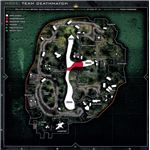 Modern Warfare 2 Multiplayer Map Wasteland