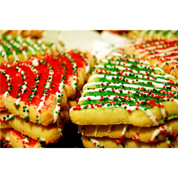 Christmas Cookies by cohdra at morguefile.com cookie